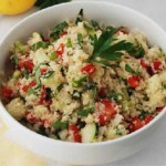 Cauliflower Veggie Couscous