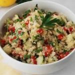 Cauliflower Veggie Couscous